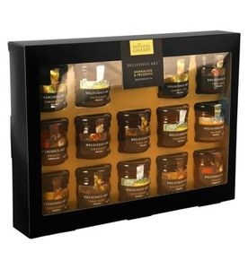 Delicious Art by the National Gallery - Selection of 14 Mini Preserves
