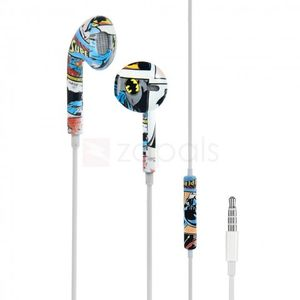 FREE 3.5mm In-Ear Earphones with Microphone & Volume Control for iOS - 61p P&P