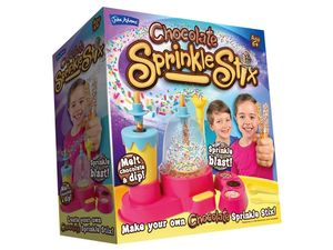 Win Chocolate Lolly Maker