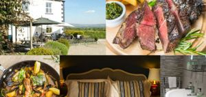 Win an Overnight Stay with Dinner