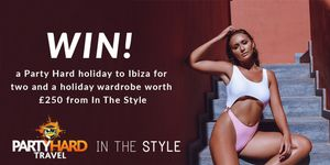Win a Trip to Ibiza and £250 Voucher from in the Style