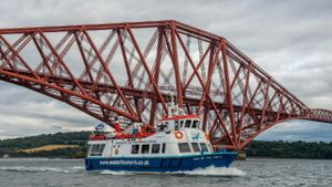 WIN an East Coast Cruise to Inchcolm Island!