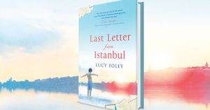 Win a Copy of Last Letter from Istanbul plus a Novel Beauty Bundle