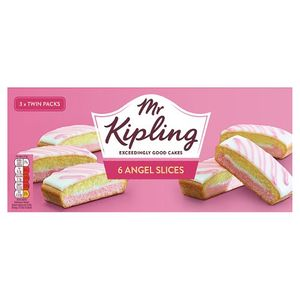 Mr Kipling Angel Slices