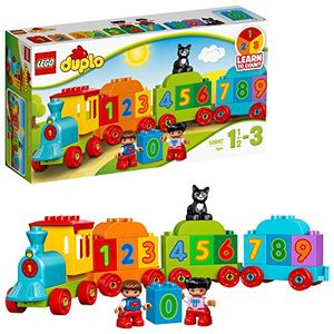 SAVE £3 - LEGO 10847 Duplo My First Number Train £9.97 at Amazon
