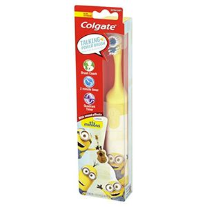 Minions Electric Interactive Toothbrush (And Others)