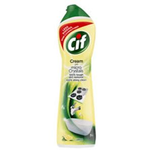 Cif Cream Lemon with Micro-Particles 500ml