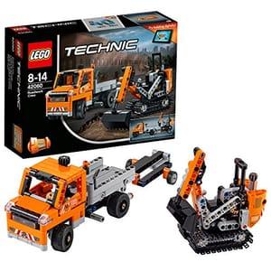 LEGO 42060 Technic Roadwork Crew Construction Toy
