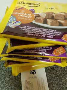 Thorntons Chocolate Orange Cake Bites (In-Store)