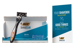 Free £8 BIC Shaving Razor Set (£2 Delivery)