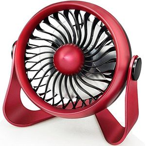 Mini Rechargeable Desk Fan - HALF PRICE TODAY!