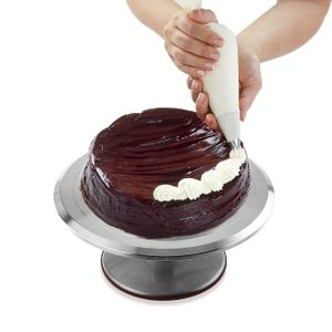 Spinning Cake Stand for Baking (With Code)