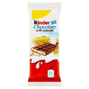 TODAY ONLY 8x Kinder Chocolate with Cereals 23.5g