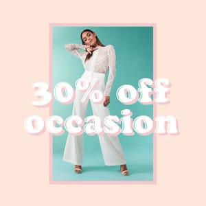 Get 30 % off !!!