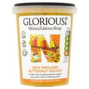 GLORIOUS! New England Butternut Squash Soup 600g