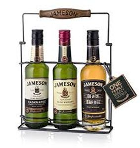 Jameson Irish Whiskey Expression Gift Pack, 60 Cl (20 Cl X 3)