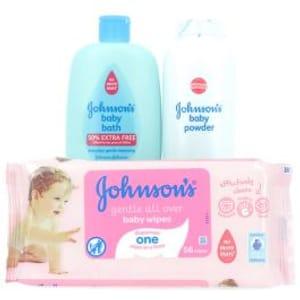 Johnson's Baby Bundle
