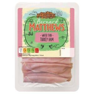 Bernard Matthews Wafer Thin Turkey Ham STAR BUY