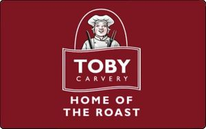Get All Day Carvery from Only £5.99 at Toby Carvery