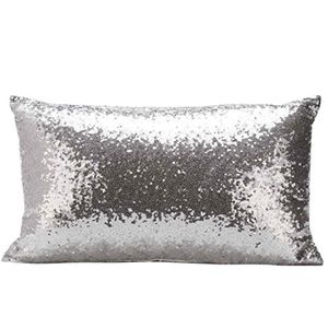 Glitter Sequins Throw Pillow VARIETY of COLOURS