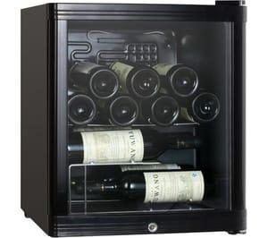 15 15 Bottle Wine Cooler Essentials CWC15B14 (Ex Display) £29.97 (C+c Only)
