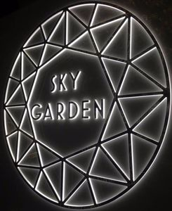 Free Tickets for London Sky Garden