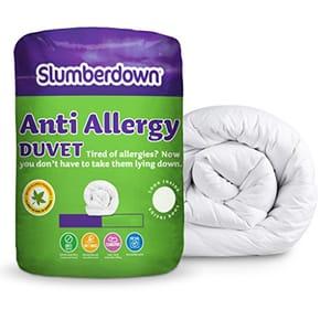 Slumberdown Anti Allergy 10.5 Tog Duvet