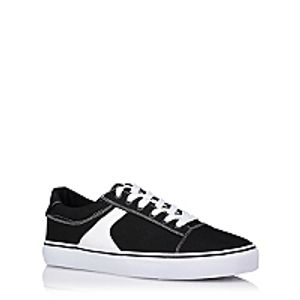 Contrast Skate Trainers - Black Sizes 7 > 11 Free C&C