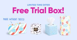 Free Trial Box worth £6, Just Pay £3 Postage