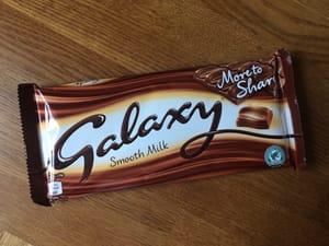 Free Galaxy Chocolate 200g (100% Cash Back)