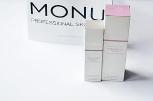 Get a Free Monu Skincare Sample