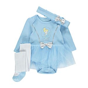 Disney Princess 3 Piece Cinderella Tutu Set
