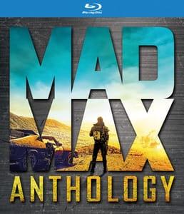 Mad Max Anthology Blu-Ray