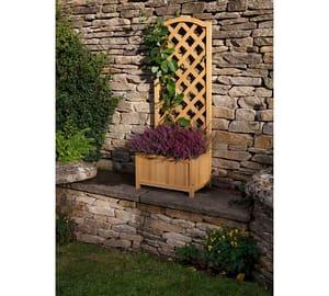 Lattice Straight Garden Planter - Only £13.99 at Argos!