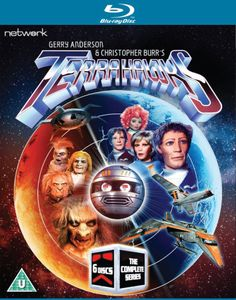 Terrahawks: The Complete Series Blu-Ray