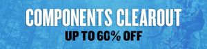 £10 off Clearance Orders over £75 at Chain Reaction Cycles