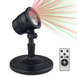 Spotlights Red-Green LED Light Dynamic Lighting Star