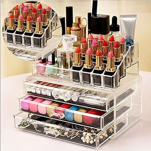 Acrylic Make-up Stand
