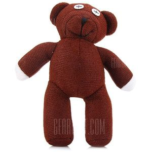 Mr Bean Teddy Toy - Only £2.79!
