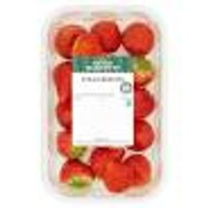2x500mls ( 1 Kg ) of British Strawberrys at Morrisons