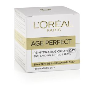 L'Oreal Paris Age Perfect Rehydrating Day Cream 50ml Free C&C
