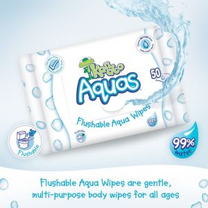 Free Kandoo Aquas Wipes
