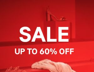 H&M up to 60% off Sale Starts Today