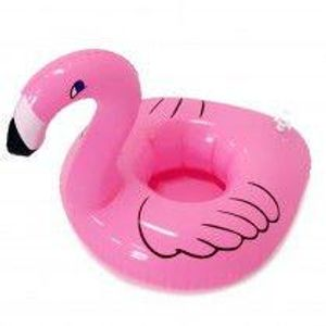 Inflatable Flamingo Drink Holder Only @Tomtop
