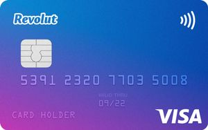 Free Revolut Card (No Travelling Fees Abroad)
