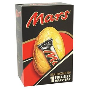 MEGA DEAL Mars Medium Chocolate Egg 141g