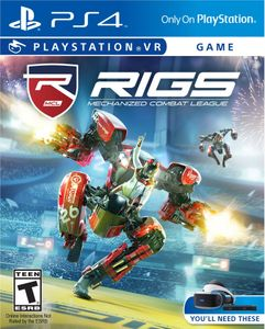 RIGS: Mechanized Combat League 20% off Pre Owned £4.63
