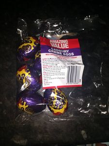 6 Pack of Cadburys Creme Eggs Dated End of July - Nationwide