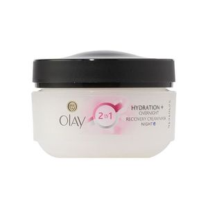 Olay 2in1 Moisturiser Night Cream Mask 50ml