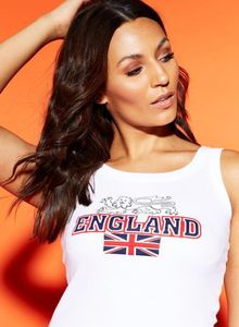 Free £5 England Top (With Any Order at LOTD)